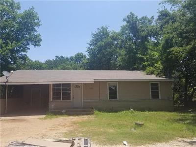 Bastrop County Single Family Home Coming Soon: 105 Masonic Dr
