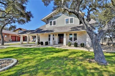 Cedar Park TX Single Family Home Active Contingent: $699,900