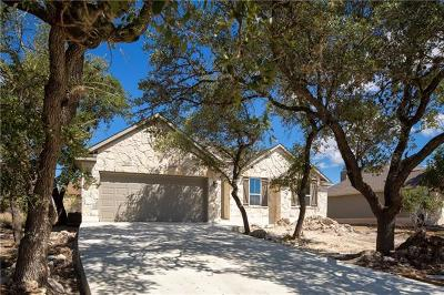 Wimberley Single Family Home Active Contingent: 16 Ridgewood Cir
