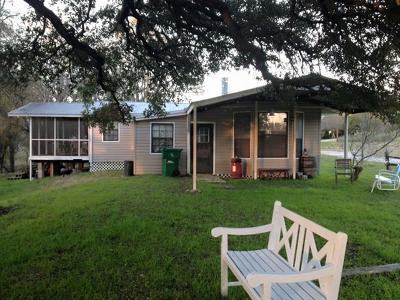 Lampasas County Single Family Home For Sale: 169 Private Road 2831