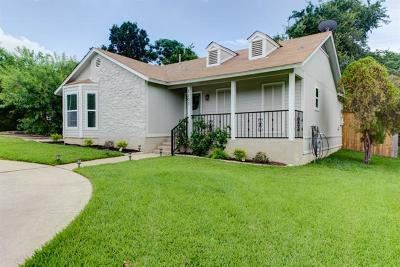 Single Family Home For Sale: 3203 Darnell Dr
