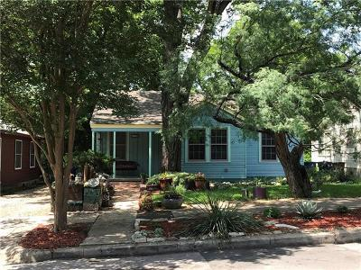 Single Family Home For Sale: 715 Harris Ave