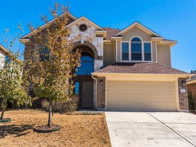 San Marcos Single Family Home For Sale: 614 Harwood Dr