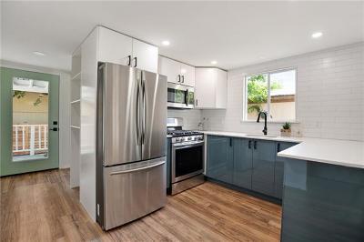 Austin Single Family Home For Sale: 2305 Santa Maria St