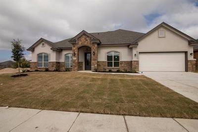 Killeen Single Family Home For Sale: 3605 Dodge City Dr