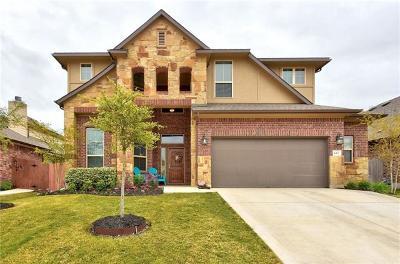 Buda Single Family Home For Sale: 143 Tangerine Dr