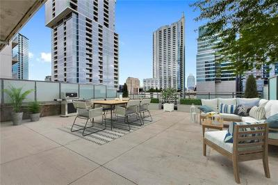 Austin TX Condo/Townhouse For Sale: $554,000