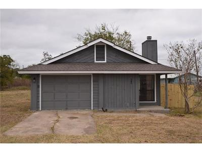 Elgin Single Family Home For Sale: 104 Muery St