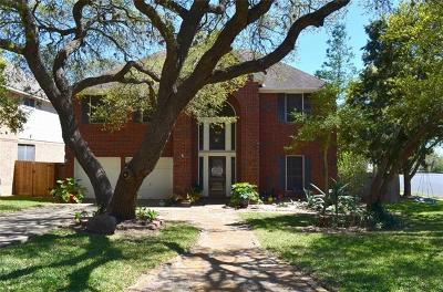 Single Family Home For Sale: 7519 Robert Kleburg Ln