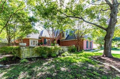 Round Rock Single Family Home Pending - Taking Backups: 25 Meadow Run