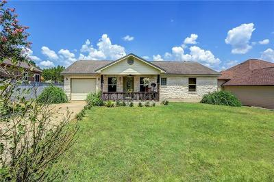 Wimberley TX Single Family Home For Sale: $219,000