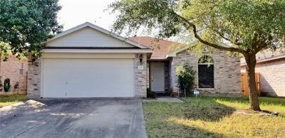 Elgin Single Family Home Pending - Taking Backups: 125 Shenandoah Trl
