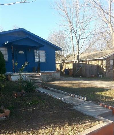Austin Single Family Home Pending - Taking Backups: 7008 Carver Ave