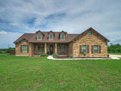 Buda Single Family Home For Sale: 105 Wiley Way