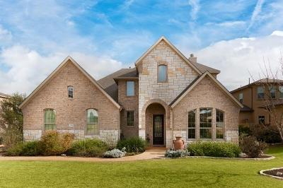 Leander Single Family Home For Sale: 2308 Legend Trl
