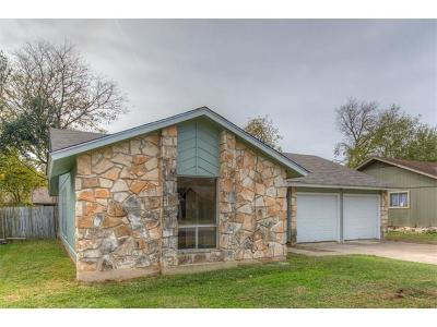 Hays County, Travis County, Williamson County Single Family Home For Sale: 4701 Franklin Park Dr