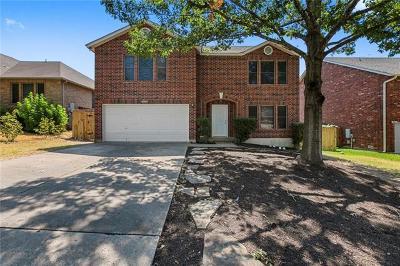 Austin Single Family Home For Sale: 10905 Jamie Glen Way