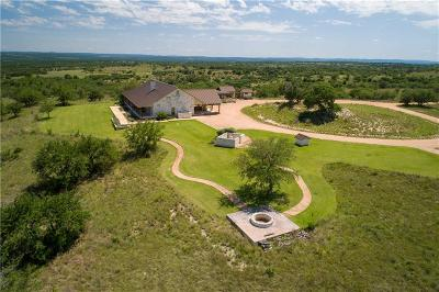 Burnet County, Lampasas County, Bell County, Williamson County, llano, Blanco County, Mills County, Hamilton County, San Saba County, Coryell County Farm For Sale: 6887 Cypress Mill Rd