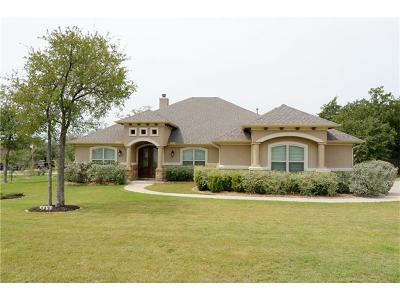 Bastrop County Single Family Home For Sale: 142 Trailblazer Dr