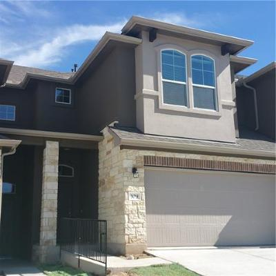 Pflugerville Rental For Rent: 309 Epiphany Ln