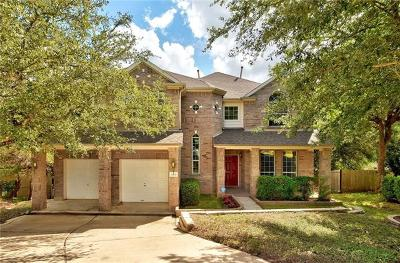 Hays County, Travis County, Williamson County Single Family Home For Sale: 10500 Thoroughbred