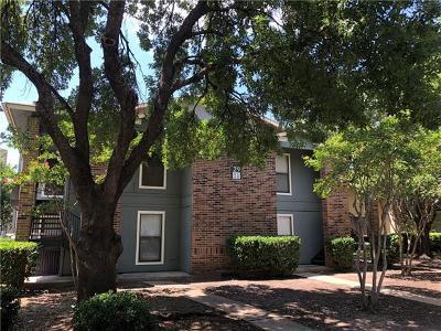 Austin Condo/Townhouse For Sale: 10616 Mellow Meadows Dr #29B