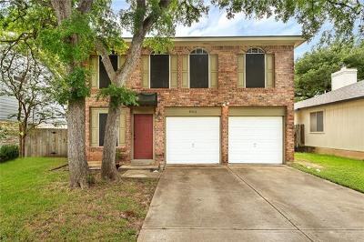 Austin Single Family Home For Sale: 8901 Ampezo Trl