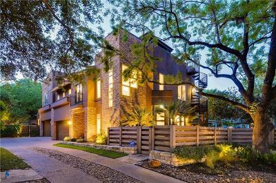 Austin Condo/Townhouse For Sale: 2502 Kinney Rd #A