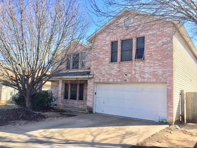 Austin Single Family Home For Sale: 1209 Dexford Dr