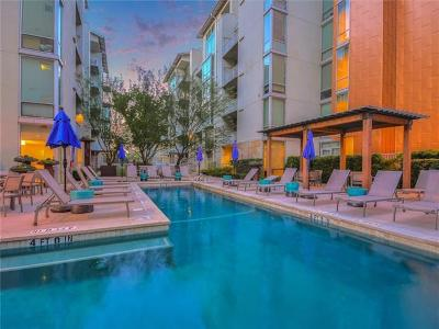 Austin Condo/Townhouse Pending - Taking Backups: 1600 Barton Springs Rd #4501