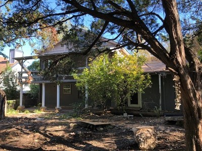 Austin Single Family Home For Sale: 2304 Quanah Parker Trl