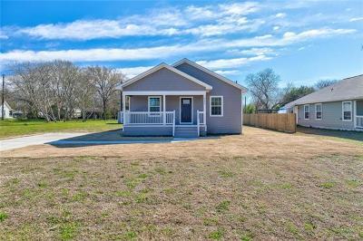 Smithville Single Family Home For Sale: 503 E Jones St