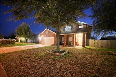 Hutto Single Family Home For Sale: 1103 Delia Chapa