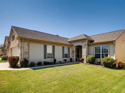 Sun City Single Family Home For Sale: 540 Deer Meadow Cir