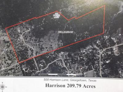 Georgetown Farm For Sale: 500 Harrison Ln
