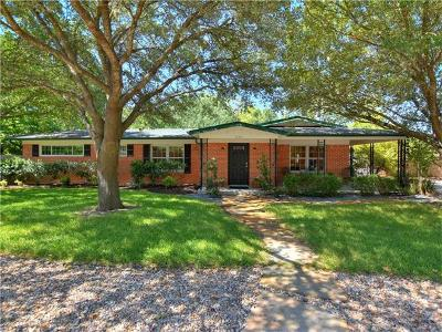Austin Single Family Home For Sale: 3209 Sunny Ln