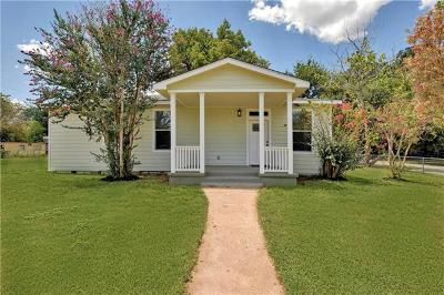 Smithville Single Family Home For Sale: 500 SE 2nd St