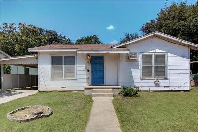 San Marcos Single Family Home Pending - Taking Backups: 1414 Owens St