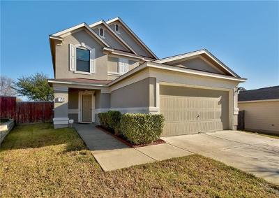 Buda, Kyle Single Family Home For Sale: 177 Tower Dr
