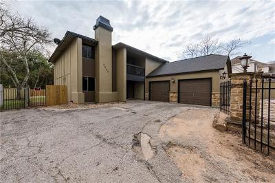 Austin Multi Family Home Pending - Taking Backups: 2602 Bridgeway Ct