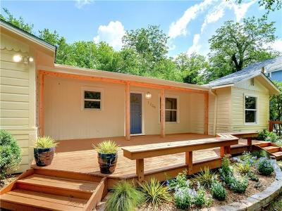 Austin Single Family Home For Sale: 1706 Goodnight Ln