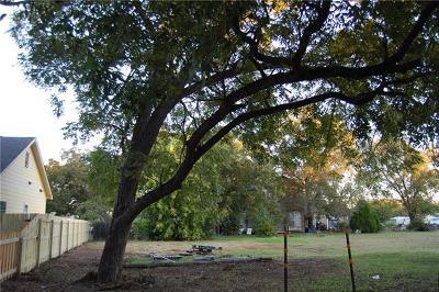 Lockhart Residential Lots & Land For Sale: 619 E Juarez St E