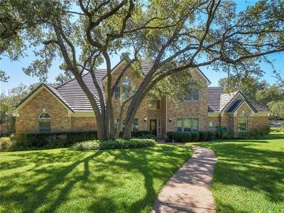 Single Family Home For Sale: 4101 Hidden Canyon Cv