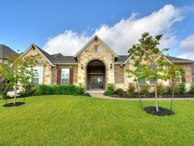 Round Rock Single Family Home Pending - Taking Backups: 2236 Park Place Cir