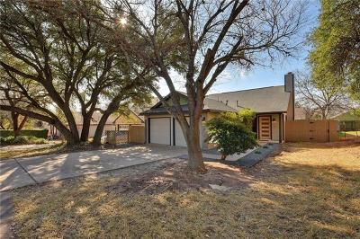 Hays County, Travis County, Williamson County Single Family Home For Sale: 915 Kavanagh Dr