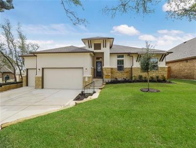 Leander Single Family Home For Sale: 2508 Belen Dr