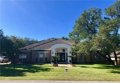 Lakeway Single Family Home For Sale: 713 Golf Crest Ln