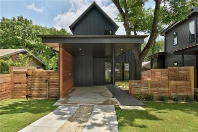 Austin Single Family Home For Sale: 2615 S 2nd