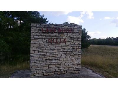 Canyon Lake TX Residential Lots & Land For Sale: $25,000