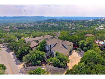 Austin Single Family Home For Sale: 6300 Mesa Dr